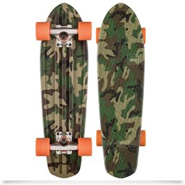 Skateboard Globe Bantam Graphic 24'' - Camo/Orange - CompleteGB10525245-1000