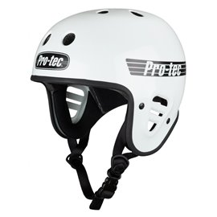 Pro-Tec FullCut Certified Helmet Gloss WhitePRT-PHE-2510
