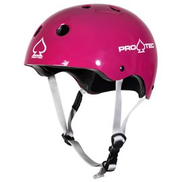 Pro-Tec Classic Certified Helmet Gloss EggplantPRT-PHE-2529