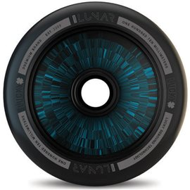 Lucky Lunar Hollow Core Pro Scooter Wheel 110mm Black/Blue 2018230057
