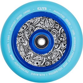 Elite Air Ride Floral Pro Scooter Wheel 125