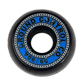 Razors Ground Control Wheel Filmstrip59mm 90A black/blue12124