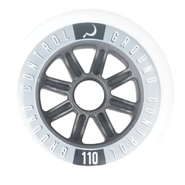 Razors GC Tri-Skate Wheel 3-pack 110mm 85A white12040
