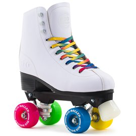 Rio Roller Figure Quad Skate Adults White 2018