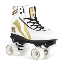 Rio Roller Varsity Childrens White/Gold 2018
