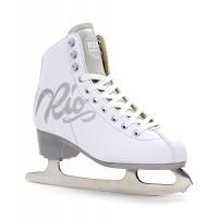 Rio Roller Script Ice Skate White 2018RIO012
