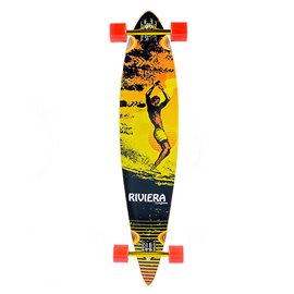 Riviera Cheater 5 Yellow - Deck Only 2017RVFCG07