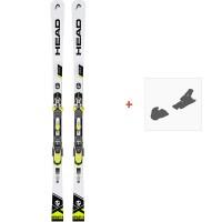 Ski Head WC Rebels iSpeed Pro + Freeflex Evo 16 2019