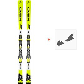 Ski Head WC Rebels iSpeed + Freeflex Evo 14 2019313248