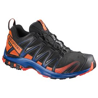 Salomon Shoes XA Pro 3D Gtx Ltd BK/Scarlet IB/S 2018L40177200