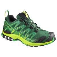Salomon Shoes XA Pro 3D Gtx Rainforest/Lime Gre 2018L40091300