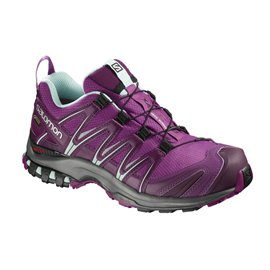 Ski Salomon Shoes XA Pro 3D Gtx W Hollyhock/Darkpurp 2018