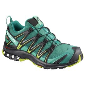 Ski Salomon Shoes XA Pro 3D Gtx® W Deep Lake/BK/Lime 2018