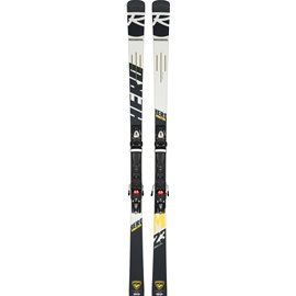 Ski Rossignol Hero Master (R22) + SPX 12 Rockerflex Black Icon 2019