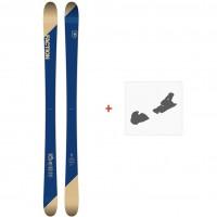 Ski Faction Candide 1.0 2019 + Fixation de ski