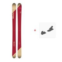Ski Faction Candide 3.0 2019 + Fixation de sk