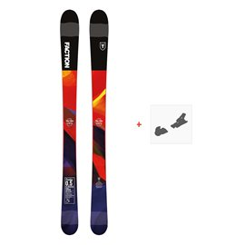 Ski Faction Prodigy 0.5 2019 + Fixation de ski
