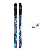 Ski Faction Prodigy 2.0 x 2019 + Fixation de ski