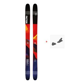 Ski Faction Prodigy 2.0 2019 + Fixation de ski