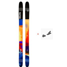 Ski Faction Prodigy 3.0 2019 + Fixation de ski