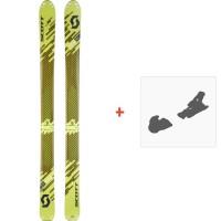 Ski Scott Superguide 105 2019 + Fixation de ski