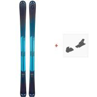 Ski Scott Femme Slight 83 2019 + Fixation de ski266974
