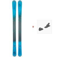 Ski Scott Scrapper 95 Women 2019 + Fixation de sk266981