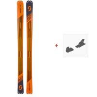 Ski Scott Speedguide 95 2019 + Fixation de ski