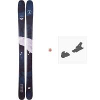 Ski Armada Tracer 98 2019 + Fixation de ski