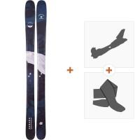 Ski Armada Tracer 98 2019 + Alpine Touring Bindings + Climbing skinRAST00004