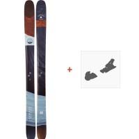 Ski Armada Tracer 108 2019 + Fixation de ski