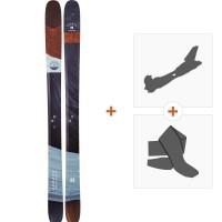 Ski Armada Tracer 108 2019 + Fixations randonnée + PeauRAST00006