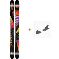 Ski Armada ARV 106 2019 + Fixation de skiRAST00014