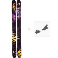 Ski Armada ARV 116 JJ 2019 + Fixation de skiRAST00016