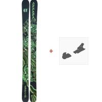 Ski Armada Edollo 2019 + Fixation de skiRAST00020