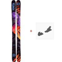 Ski Armada ARV 96 2019 + Fixation de skiRAST00054