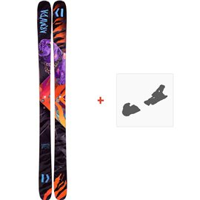 Ski Armada ARV 96 2019 + Fixation de ski