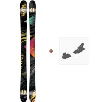 Ski Armada ARV 86 2019 + Fixation de skiRAST00056