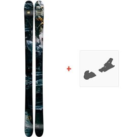 Ski Armada ARW 86 2019 + Fixation de ski