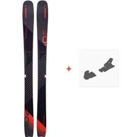 Ski Elan Ripstick 102 W 2019 + Fixation de ski
