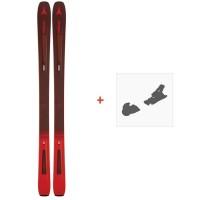 Ski Atomic Vantage 97 TI 2019 + Fixation de skiAA0027186