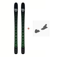 Ski Black Crows Navis 2019 + fixation de ski100675