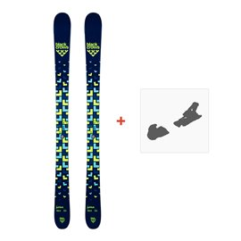 Ski Black Crows Junius 2019 + fixation de ski