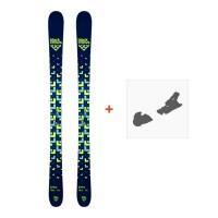 Ski Black Crows Junius 2019 + fixation de ski