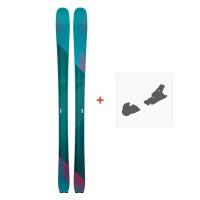 Ski Elan Ripstick 86 W 2019 + fixation de skiADGDYF