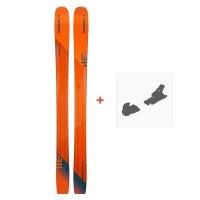 Ski Elan Ripstick 116 2019 + Fixations de skiAD0DXF