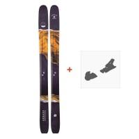 Ski Armada Tracer 118 CHX 2019 + Fixarion de ski