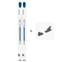 Ski Kastle TX90 2019 + Fixation de ski