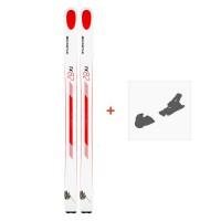 Ski Kastle TX82 2019 + Fixation de ski