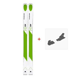 Ski Kastle MX84  2019 + Fixation de ski